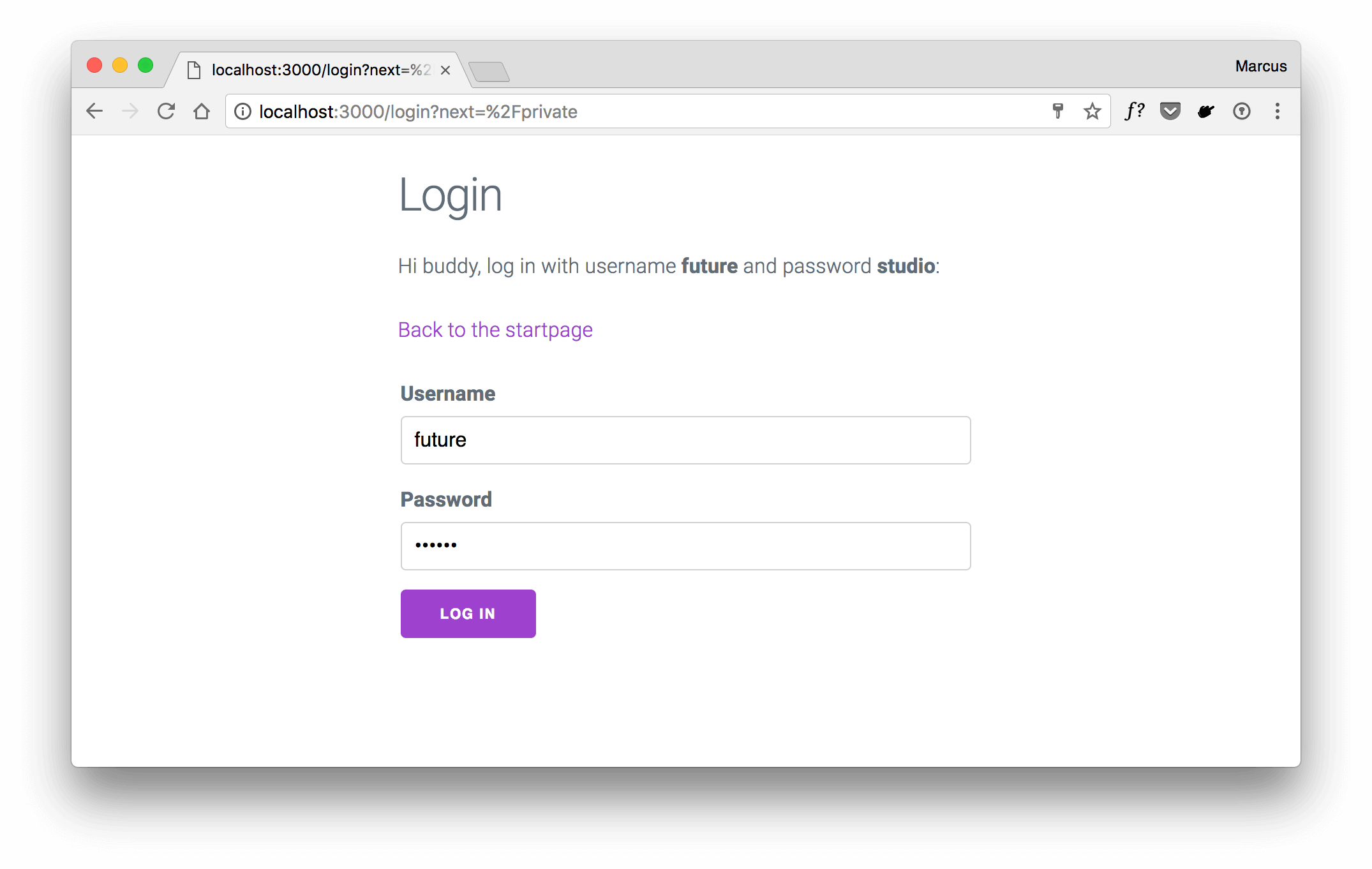 hapi — Redirect to Previous Page After Login
