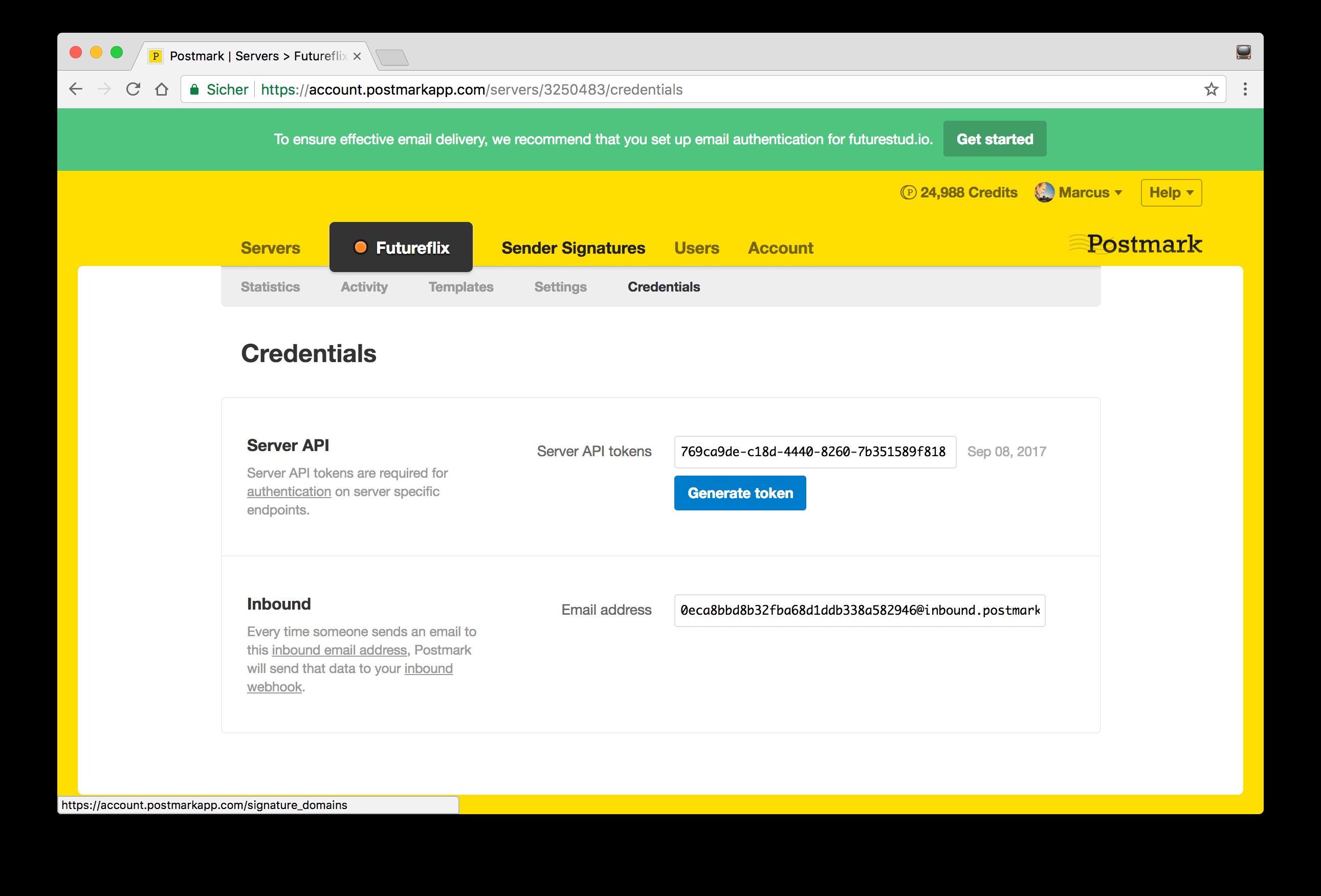 learn hapi — Sending Emails in Node js